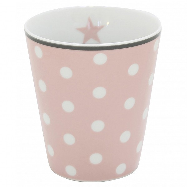 Happy Mug Dot - Rosa