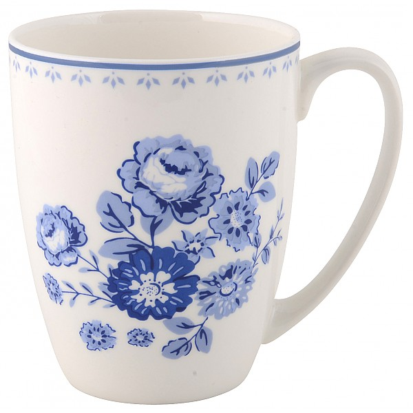 Mugg Blue Rose