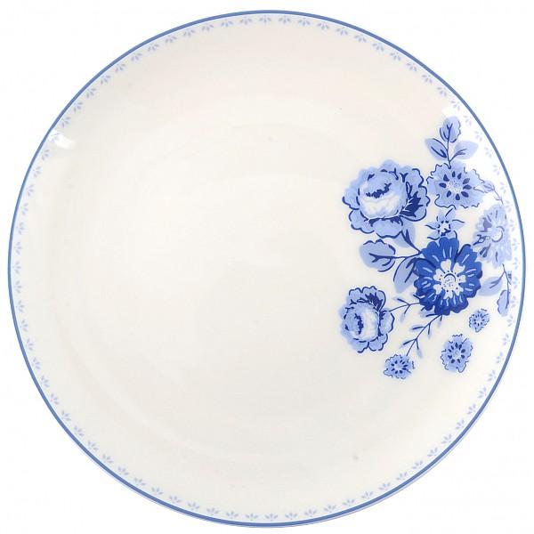 Assiett/Liten tallrik Blue Rose