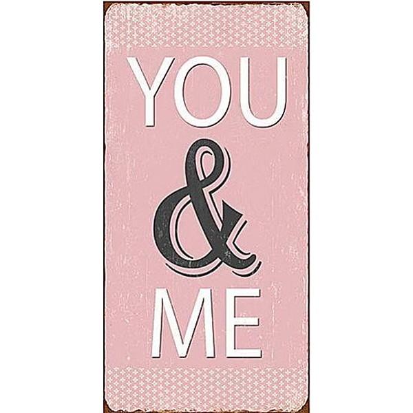 Magnet/Kylskåpsmagnet You & Me