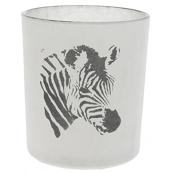 Ljuslykta Zebra