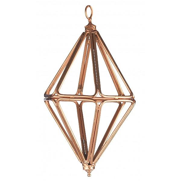 Diamant Koppar - Liten