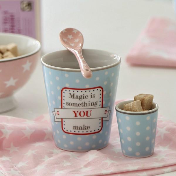 Happy Mug Magic is something YOU make