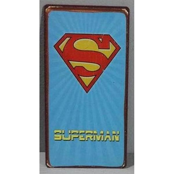 Magnet/Kylskåpsmagnet Superman