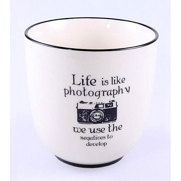 Stor Kopp Life is like photography