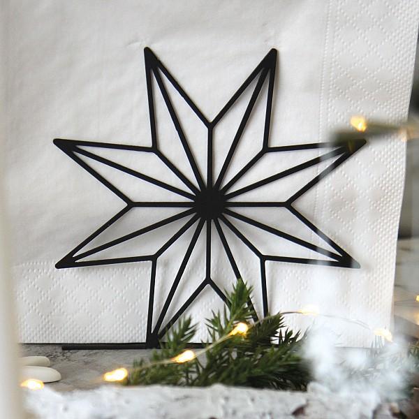 Servettställ Stjärna