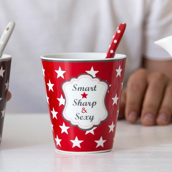 Happy Mug Smart sharp & sexy
