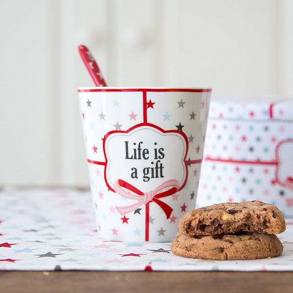 Happy Mug Life is a gift