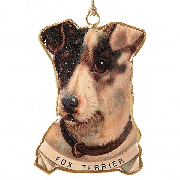 Hund Fox Terrier BEATRIX