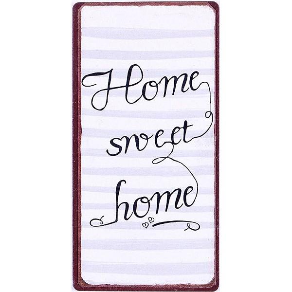 Magnet/Kylskåpsmagnet Home sweet home