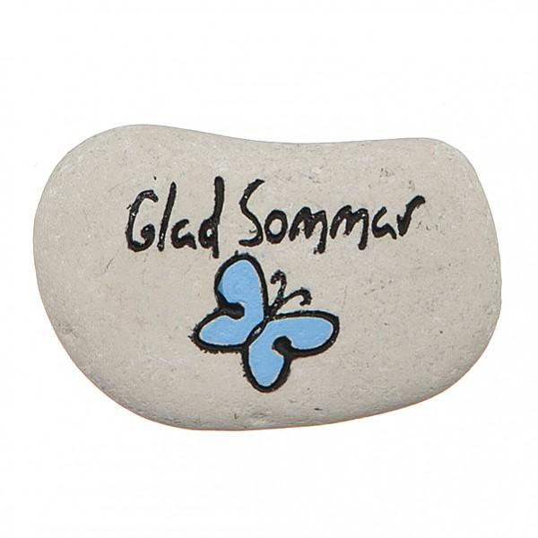 Sten Glad Sommar - Fjäril Blå