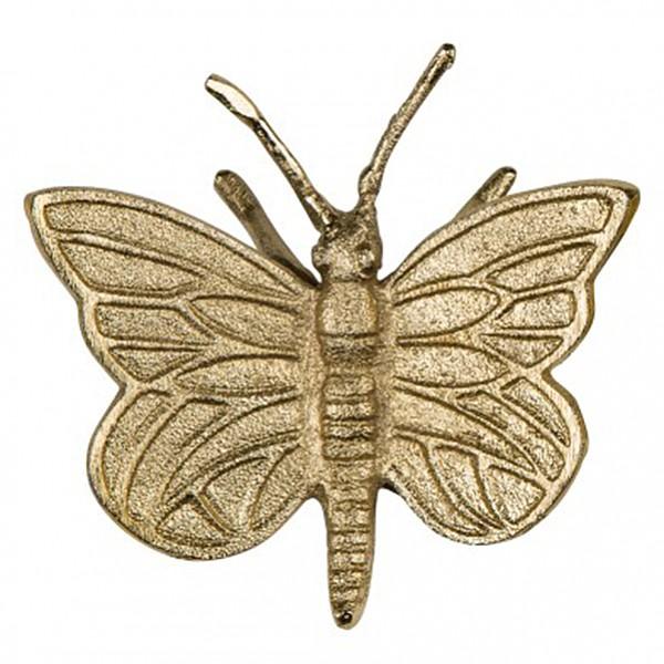Fjäril - Guld