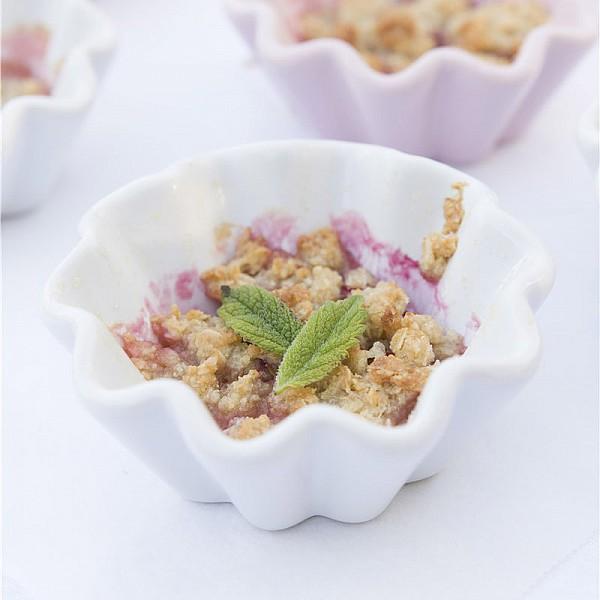 Muffinform/Skål Mynte - Pure White - Vit