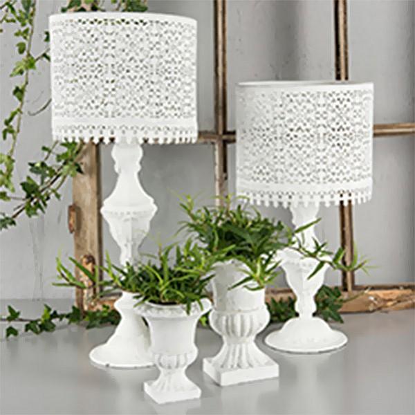 Lamplykta/Lykta Lampa för värmeljus - Liten
