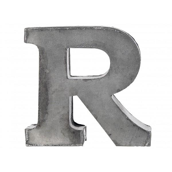 Zinkbokstav R