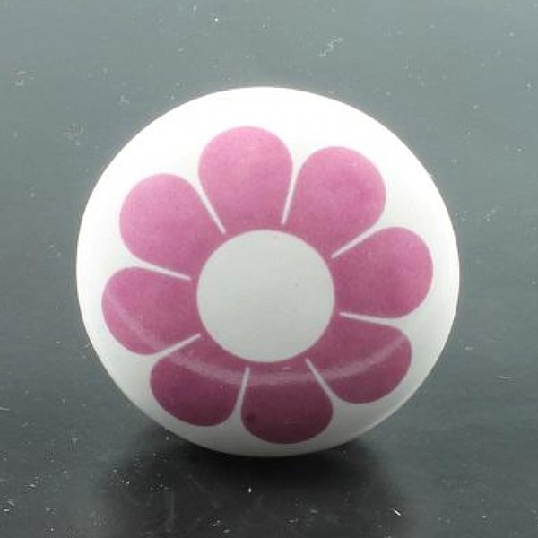 Knopp Blomma - Rosa