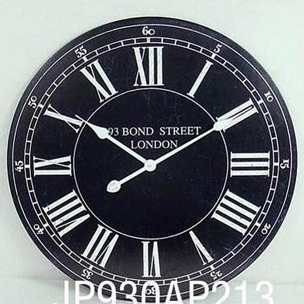 Väggklocka 93 BOND STREET LONDON