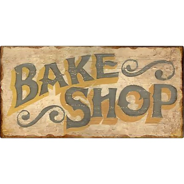 Magnet/Kylskåpsmagnet Bake Shop
