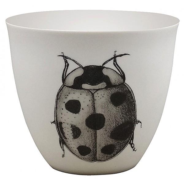 Ljuskopp/Ljuslykta Ladybug - Nyckelpiga