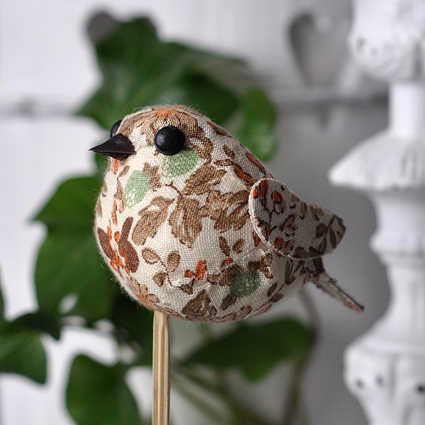 Fågel Blom Stick - 1