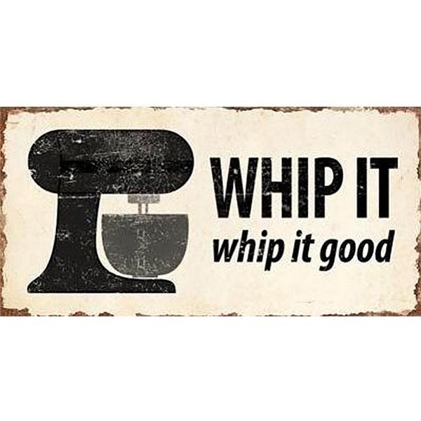 Magnet/Kylskåpsmagnet Whip it whip it good