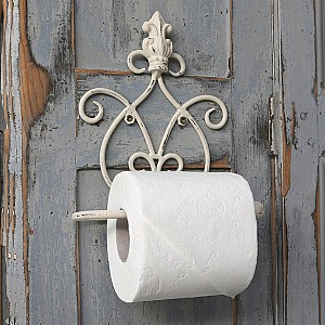 Toilet Paper Holder Crown