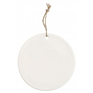 Marble Tray Round