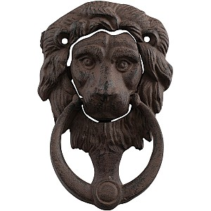 Door Knocker Lion