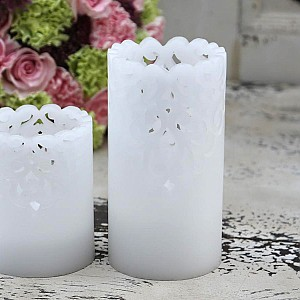 Battery Candle Lace
