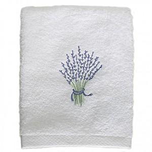 Handduk Lavendel - 50 x 100 cm