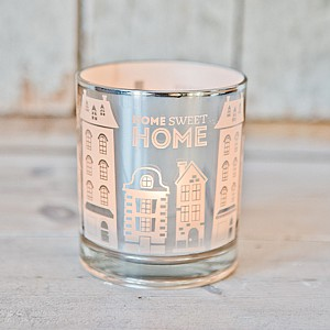 Candle Holder Home Sweet Home