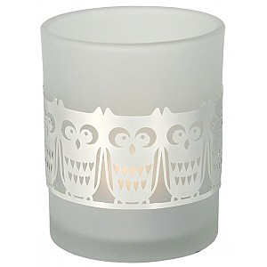 Candle Holder Owl