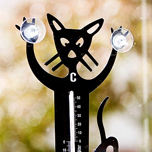 Thermometer Cat