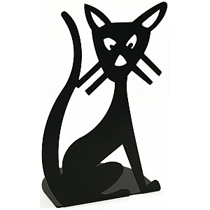 Bookend Cat 2 pcs