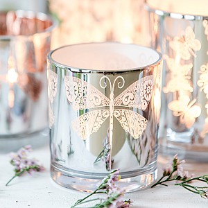 Candle Holder Dragonfly