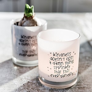 Candle Holder Kindness