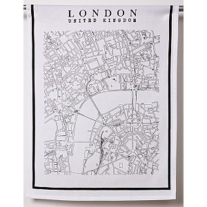 Tea Towel London