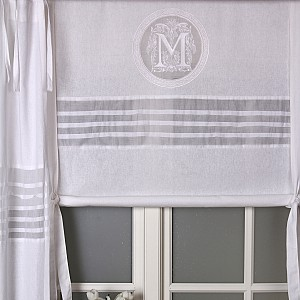 Roman Blind Molly White
