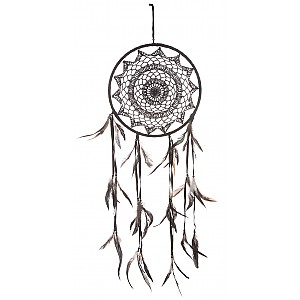 Dreamcatcher crochet