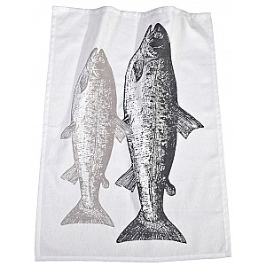 Tea Towel Fish