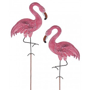 Blomsterstick Flamingo