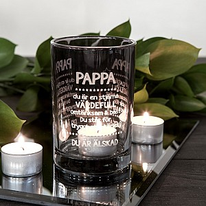 Majas Candle Holder Pappa