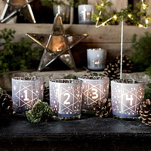 Majas Candle Holders Advent