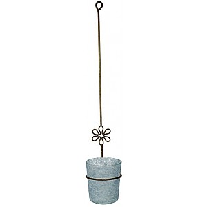 Wall Hanger for tealight holder Flower