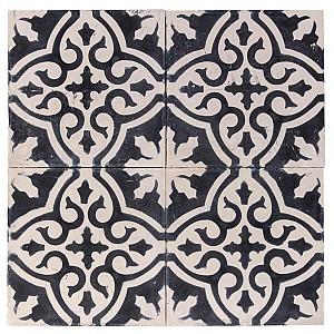 Marockanskt Kakel Klassiskt per kvm
