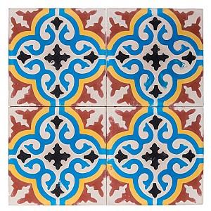 Marockanskt Kakel Schack per kvm
