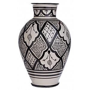 Marockansk Vas/Urna Safi Stor