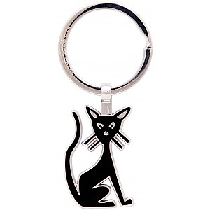 Key Ring Cat