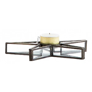 Candle Holder Star for t-light