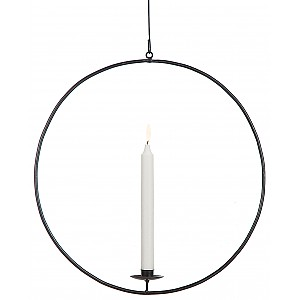 Wrought Iron Candle Ring